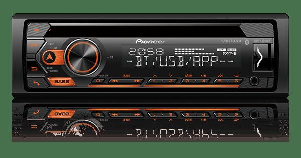 Rádio com Bluetooth – MP3 USB
